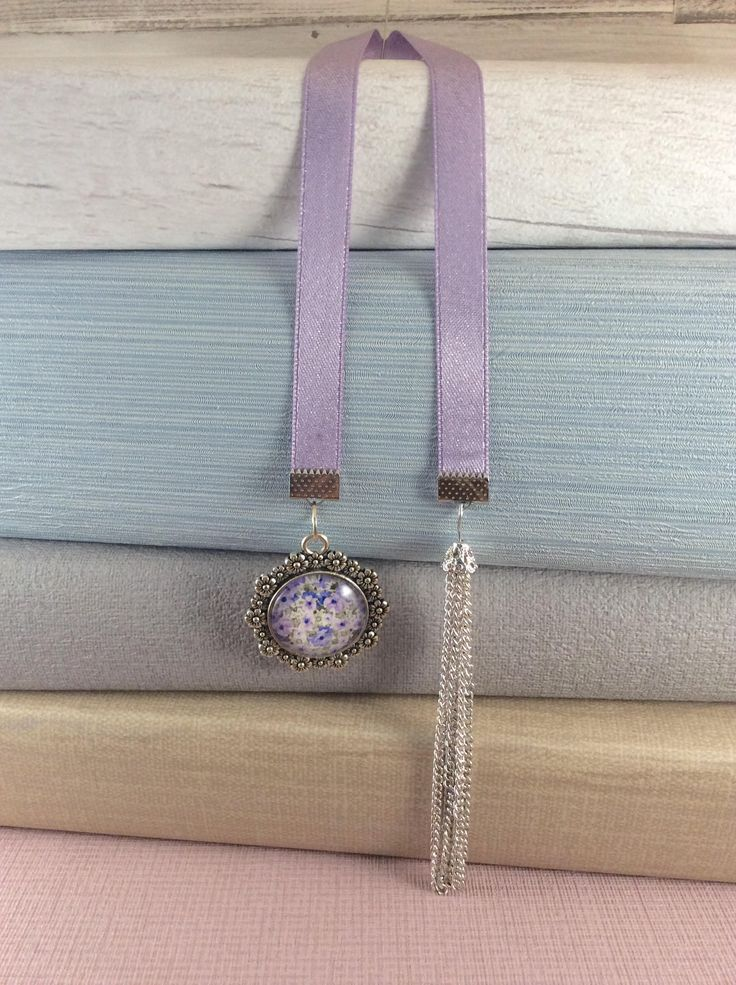 Bookmark, Bookmarks, Teacher gift, Brass bookmark, Gift for teacher, Charm bookmark, Page marker, Bookmark gift, Ribbon, Charm, Glass, OOAK by Angelscrafts1 on Etsy