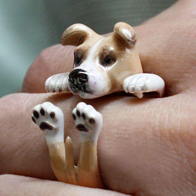 ENAMELLED AMSTAFF  dogfever.it
