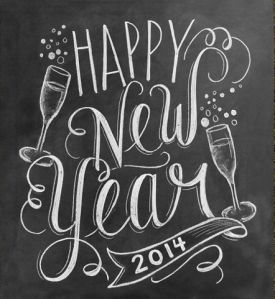 """Happy New Year!   """"New Years Resolutions"""" is up on the blog!"""