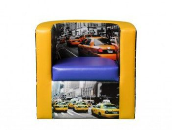 New York Sessel - to be found in our gallery.