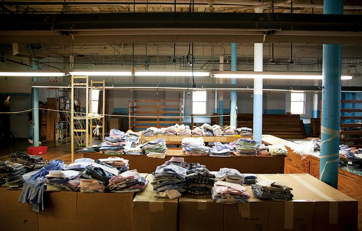 Shirts So Good: New England Shirt Company in Fall River,