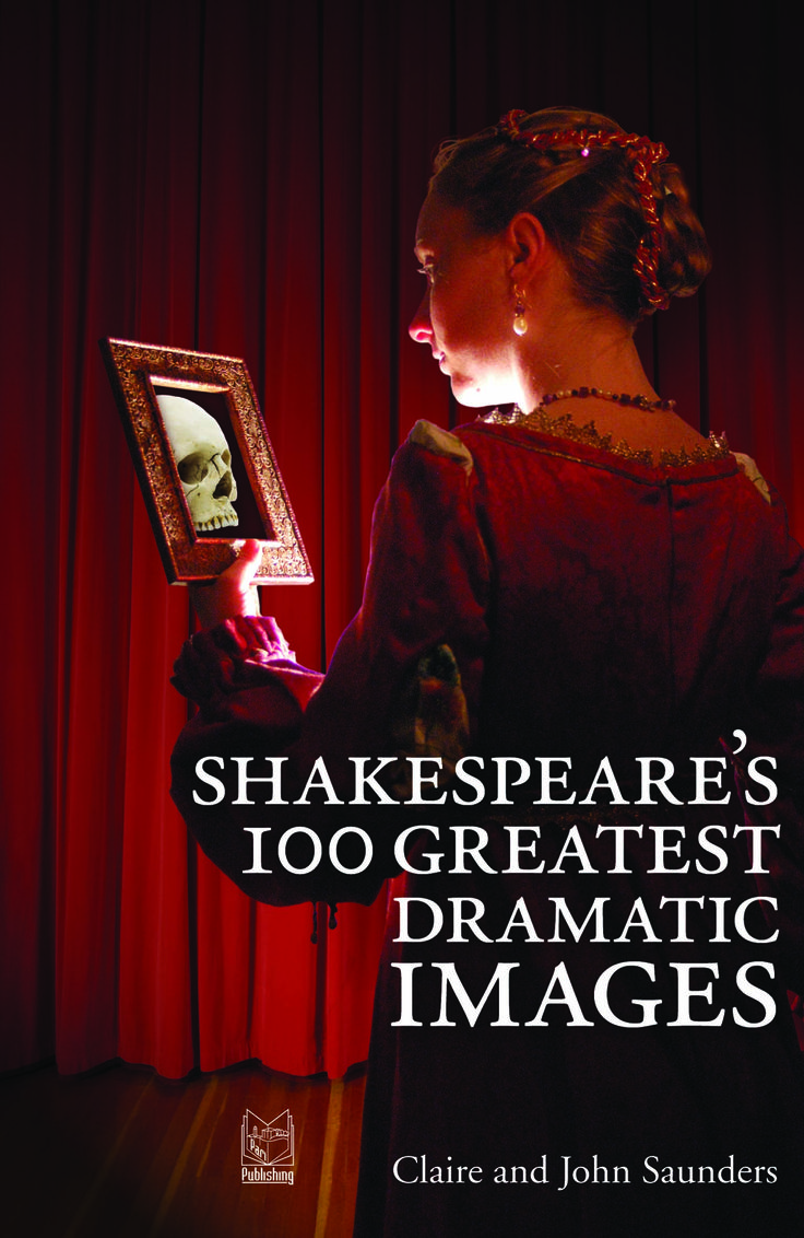 "Shakespeare's 100 Greatest Dramatic Images by Claire and John Saunders - This original and exciting approach to Shakespeare is based on 100 of Shakespeare's greatest dramatic images. The quotations, at least one from each play, are introduced through short word games grouped into sections with titles such as ""Love and Lust,"" ""Epiphanies,"" and ""The Bestiary."" These engaging games are fun and interactive, designed for both novices and experts."