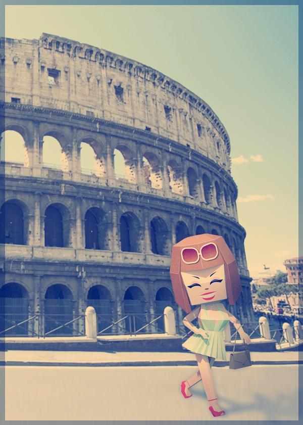 Rome #PinpMyWeekend #Orange