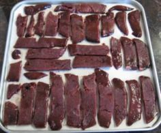Dehydrated Liver Dog Treats - Makes Great Dog Training Treats