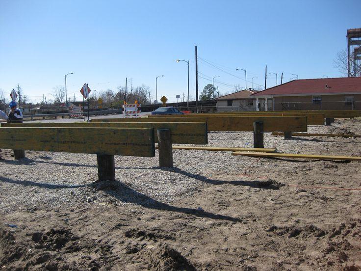 Wood Piling Construction : Best foundation details images on pinterest building