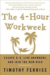 PARKINSON'S LAW | Entrepreneur Tim Ferriss' new book, The 4 Hour Workweek, offers some extreme methods for doing more in less time.