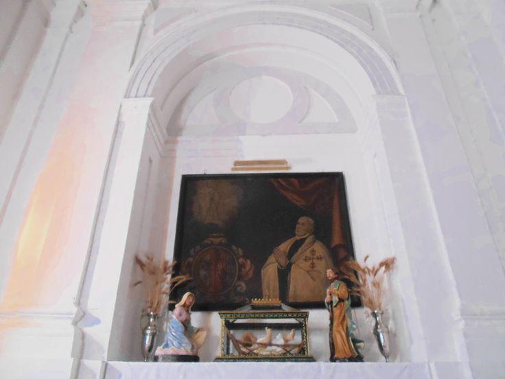 Huerta de Valdecarábanos. Capilla del Doctor Rincón. Es la parte mas antigua que se conserva de la iglesia de San Nicolás de Bari.