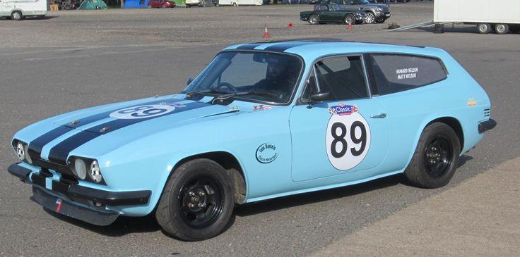 1969 Reliant Scimitar GTE SE (D)