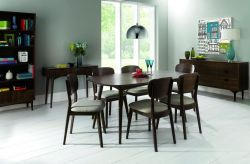 Oslo Oak 6-8 Extension Table & 6 Veneered Back Chairs http://solidwoodfurniture.co/product-details-oak-furnitures-3953-oslo-oak-extension-table-veneered-back-chairs.html