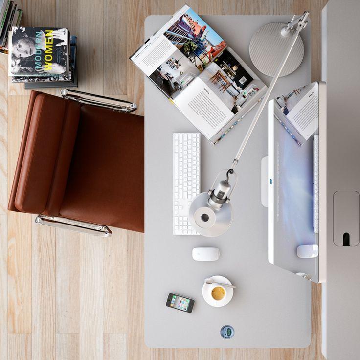 396 besten büro - büromöbel - schreibtisch - home office bilder ... - Buro Mobel Praktisch Organisieren Platz Sparen