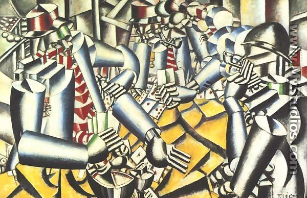 Image result for leger cubism paintings