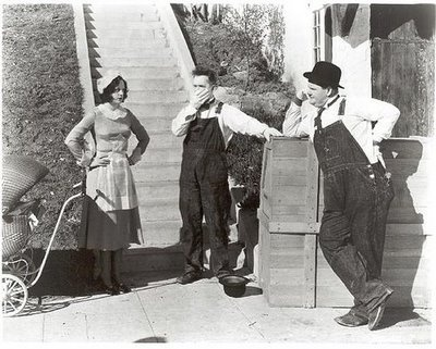 "932-935 Vendome St, Silver Lake, The ""Music Box Steps"" where Laurel and Hardy filmed their 1932 short."
