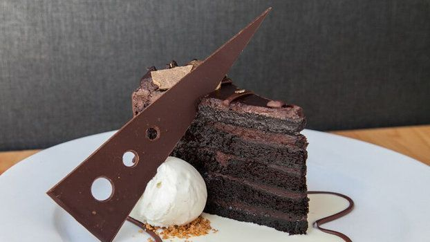 Remember the brave Matilda character Bruce Bogtrotter who, under evil Miss Trunchbull's orders, eats an entire chocolate cake in front of his peers? Well, it's National Chocolate Cake Day, and we're dedicating this one to him. To honor our love for the cocoa confection (and Bruce's heroism