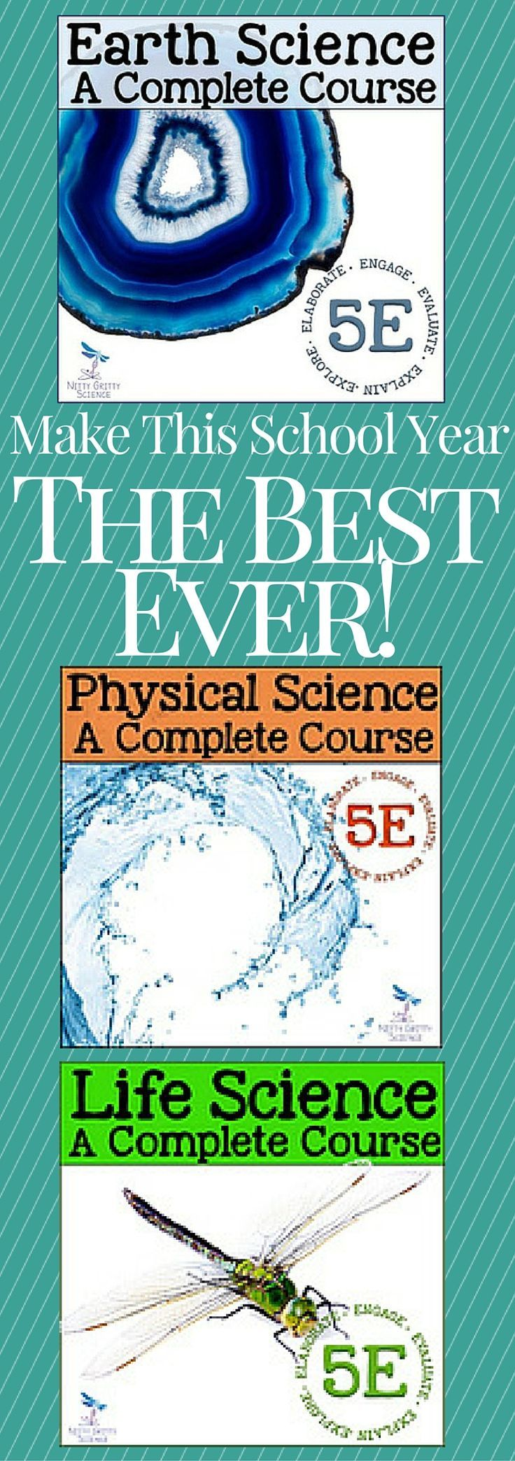 Make this the BEST school year ever! This collection of Science Resources is a complete curriculum that is based on the Next Generation Science Standards and uses the 5E Model for implementation.  They are a GROWING BUNDLE since I am currently adding Demos, Labs and Science Stations for each topic covered, added throughout the 2016-2017 school year.