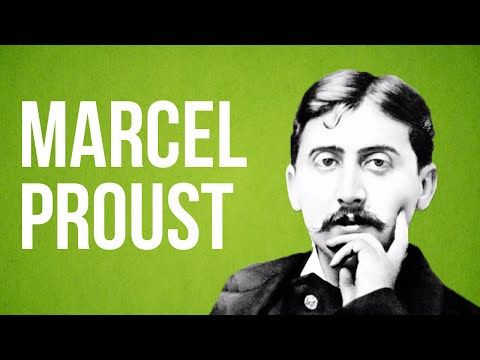 An Introduction to the Literary Philosophy of Marcel Proust, Presented in a Monty Python-Style Animation | Open Culture
