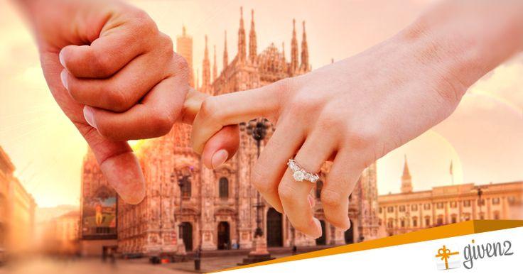 La location per matrimoni glamour è Milano! Vi presentiamo una rosa di possibilità tra chiese e edifici civili per cerimonie glamour e trendy