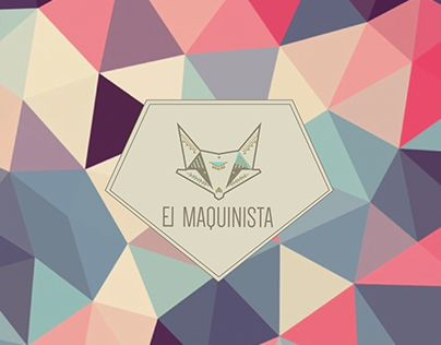 "Check out new work on my @Behance portfolio: ""EL MAQUINISTA"" http://on.be.net/1Pau9Xd"