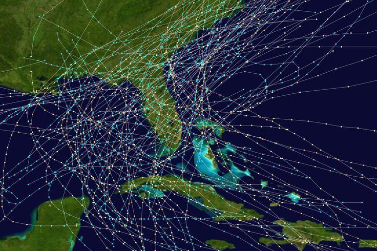 List of Florida hurricanes (pre-1900) - Wikipedia