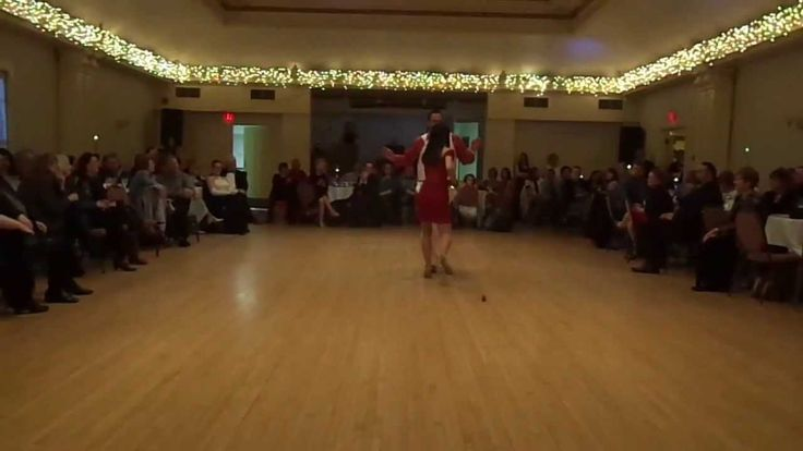 Dancing With The Stars Fundraiser!  Cat And Jason Doing The Rumba To Mar...