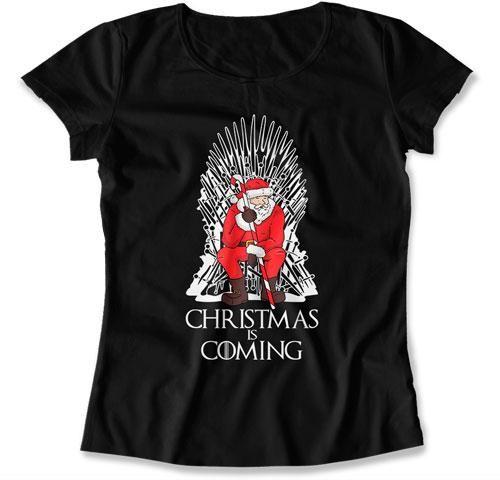 LADIES - Christmas Is Coming With Santa - TEP-545