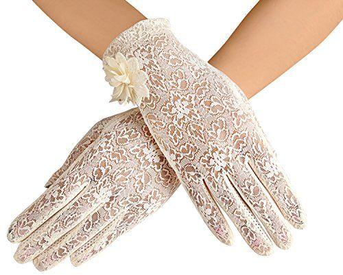 Women's Lace Gloves Summer Sun Glove Driving Screentouch ... https://www.amazon.ca/dp/B01CHZG284/ref=cm_sw_r_pi_dp_U_x_A78BAb6H01M0C