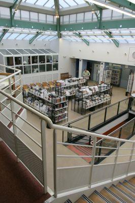 Bibliothèque Parmentier - Paris 11e