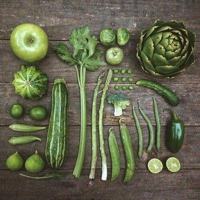 Lovely green stuff | Bio Becky