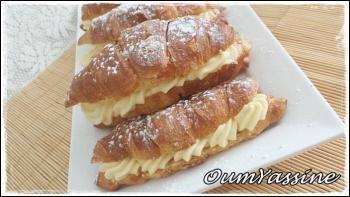 Zwitserse room croissantjes