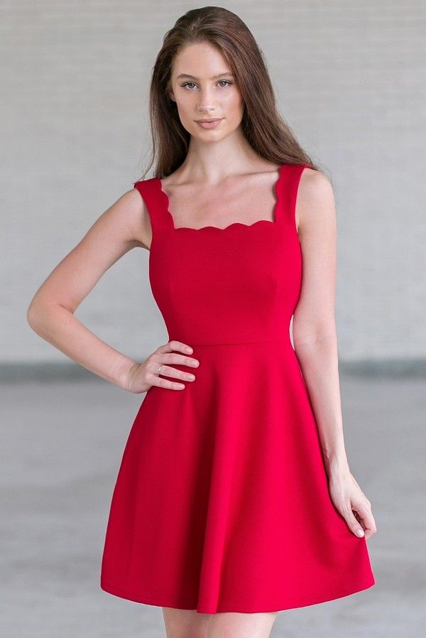 1000  ideas about Red Holiday Dress on Pinterest - Holiday party ...