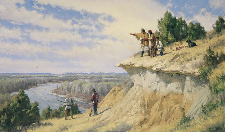 native americans lewis and clark expedition essay While lewis and clark were the first americans to see much of what would become the western united states, those same lands had long been occupied by native peoples.