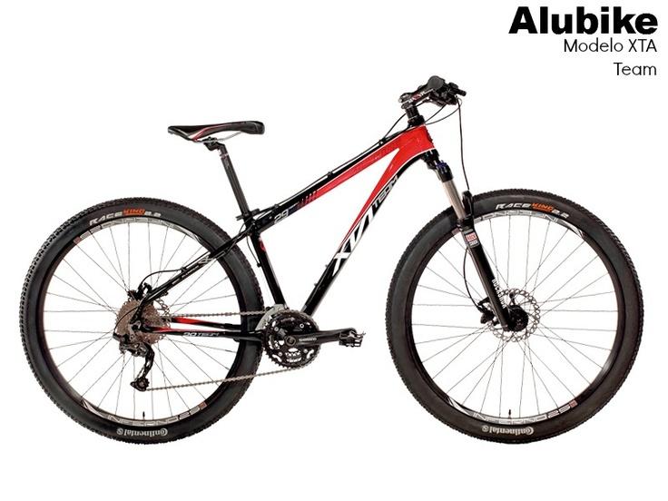Bicicleta Alubike Modelo XTA Team   #bicicleta #Bikes #Alubike #MTB http://www.alubike.com.mx