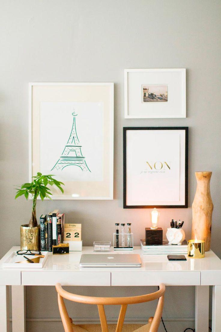 Cool working 7 cosas para decoraci n despacho en casa for Cosas de casa decoracion