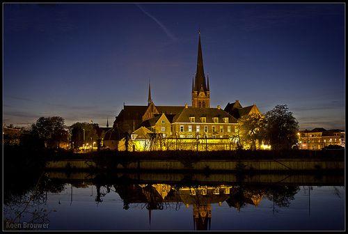 20131006 Kasteel Woerden by Night