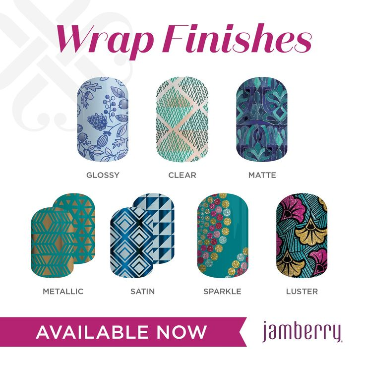 Jamberry New Products  - Jennifer Carr