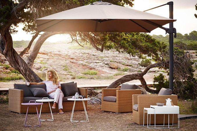 Lounge outdoor garden & patio furniture - Danish design furniture - Cane-line