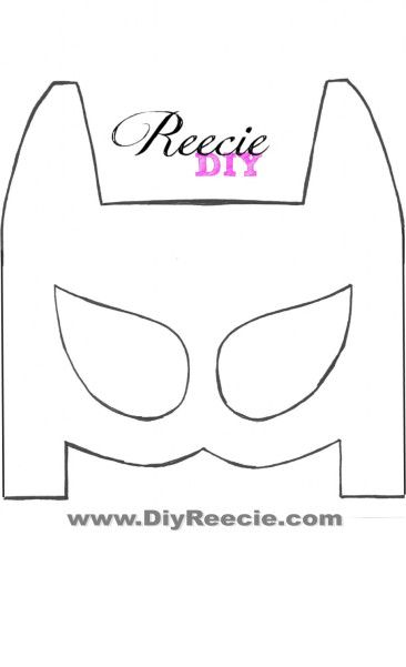 Watch my video below to learn how you can make a Totally Awesome Tutu Lego Batgirl Costume Tutu Dress for your little girl! Copy the template below to design your own mask. If tutus aren't …