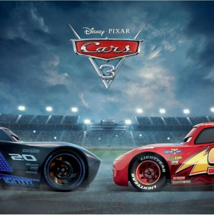 I can't wait for Cars 3!! x3