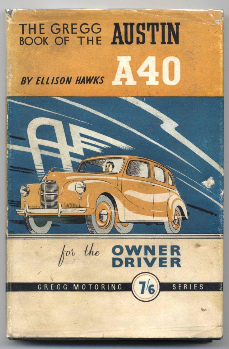 331 best Austin A40 images on Pinterest | Vintage cars, Antique cars ...