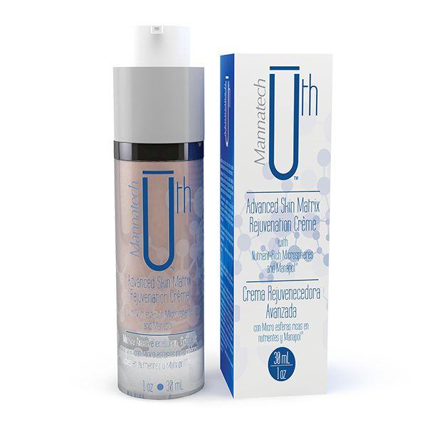 Crema Ūth - Nutre tu piel a nivel celular