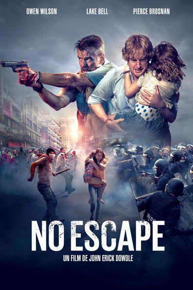No Escape (2015) Regarder No Escape (2015) en ligne VF et VOSTFR. Synopsis: Jack, un homme d'affaire américain, s'expatrie en Asie du sud-est avec sa famille pou...