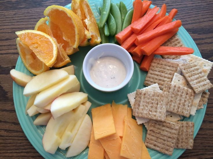 """How A """"Snack Platter"""" Can Transform Snack Time For Kids @rmnutrition"""
