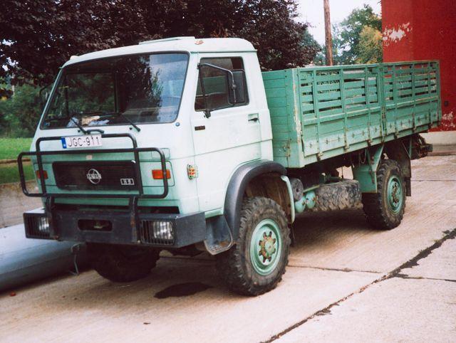 RABA.4x4 - truck