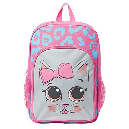 CC's 3rd & 4th Choice B52 Cat Backpack Grey One Size $10 Clearance