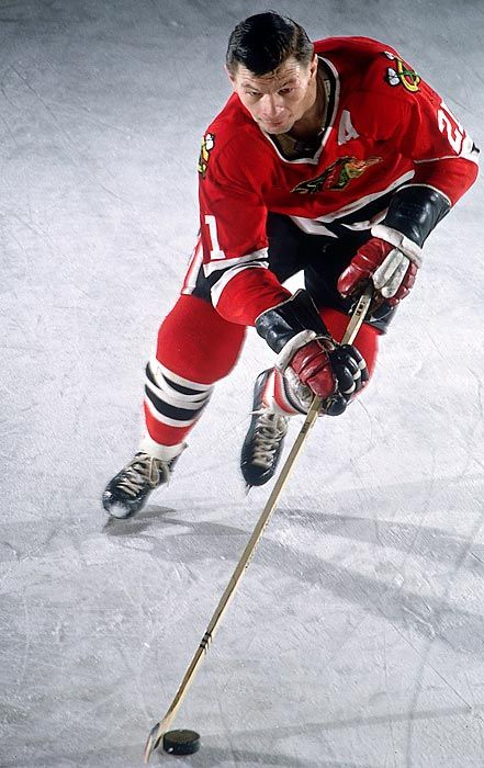 Stan Mikita: The man who invented the curved stick, through serendipity