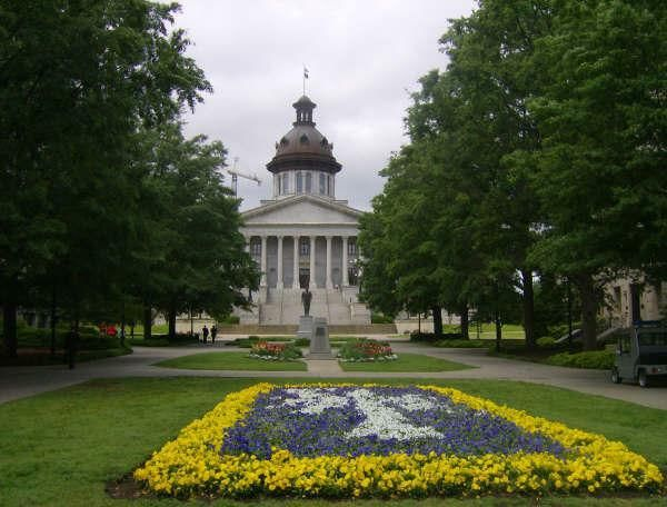 Columbia SC State House The South Pinterest