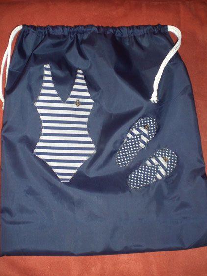 Bolsa para ropa de playa