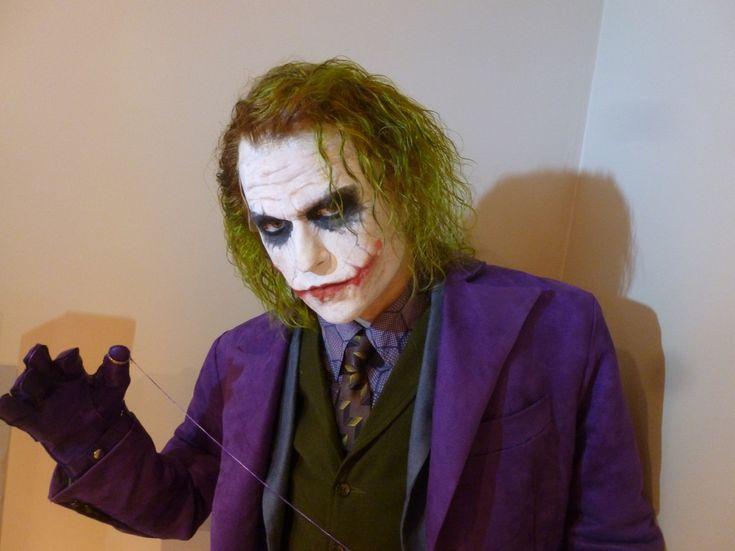Custom Cosplay Wigs Joker Costume Costume Wigs Wigs
