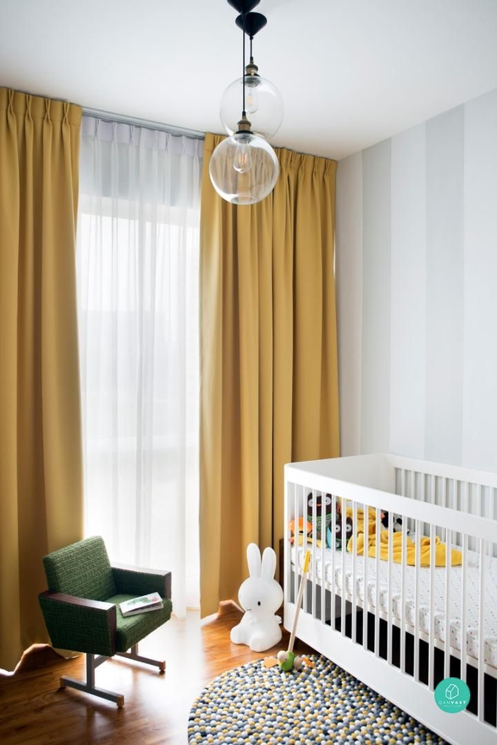Rock-a-bye baby, on the tree-top - the perfect room for lullabies and reading. Location: Tampines