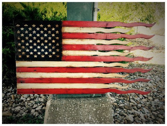American Flag, American Battle Flag, Tattered Flag, Wood Flag, Wooden Anerican Flag, Distressed Flag, Wood Flag Sign, Wall Flag, Patriotic