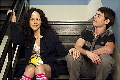 Photo Alexander Gould, Mary-Louise Parker